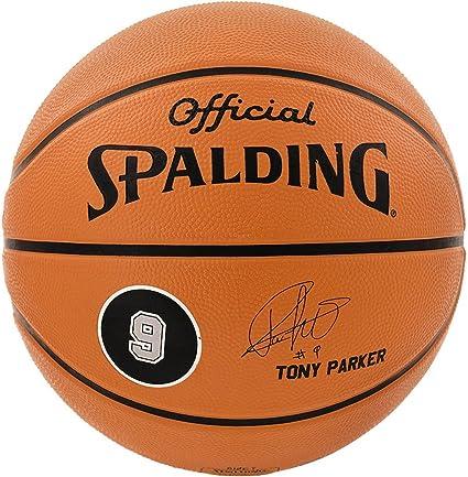 Spalding Ball Player Tony Parker 83-084Z - Pelota de Baloncesto ...
