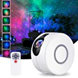 Star Projector, Galaxy Projector with LED Nebula Cloud, Laser Star Light Projector with Remote Control for Kids Adults…