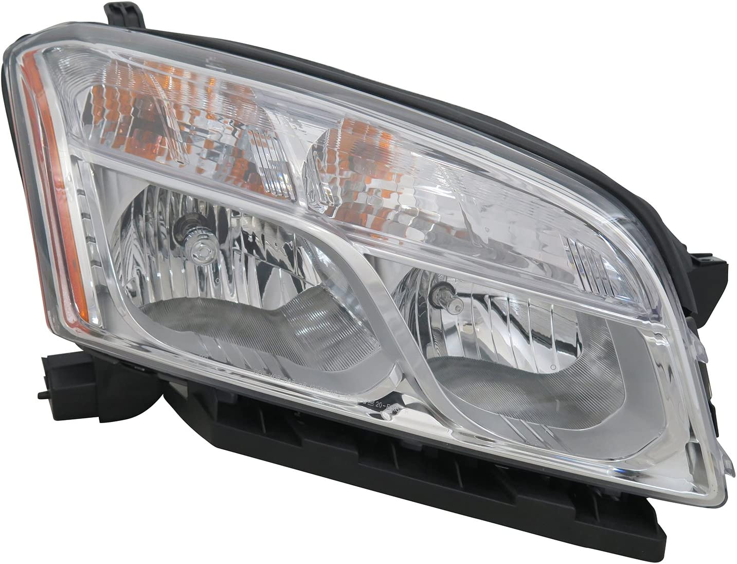 No variation Multiple Manufactures GM2503401C Standard Headlight Assembly