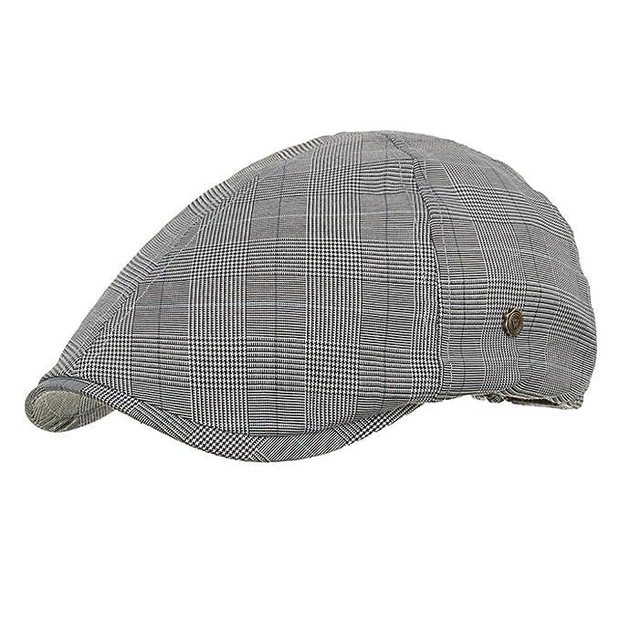 Ningsun Uomini Donne Cappello Visiera Cappello da sole Mesh In esecuzione  Sport Casuale Folds traspirante Cappello 5230658ab693