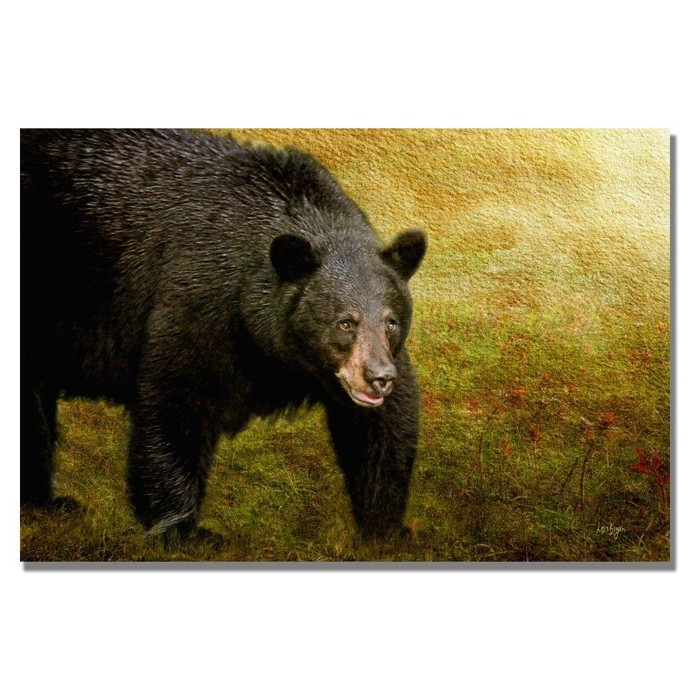 Nice Rust Geometric Bear Head Metal Wall Decor Mold - The Wall Art ...