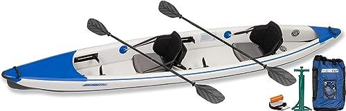 Sea Eagle Razorlite 473rl Inflatable Drop Stitch Kayak – Pro Package