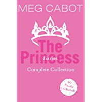 The Princess Diaries Complete Collection: Books 1-10 (English