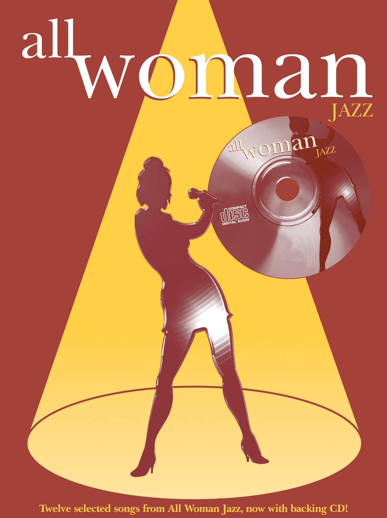 All Woman  Jazz (Pvg With CD): Amazon co uk: Alfred Music: Books