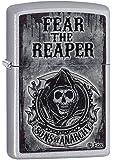 Zippo Sons of Anarchy Reaper winddicht Feuerzeug