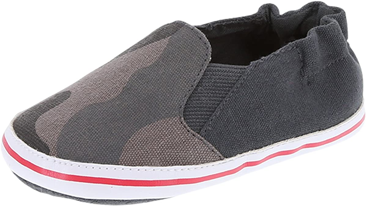 Teeny Toes Boys Infant Winston Soft Sole Dress Loafer
