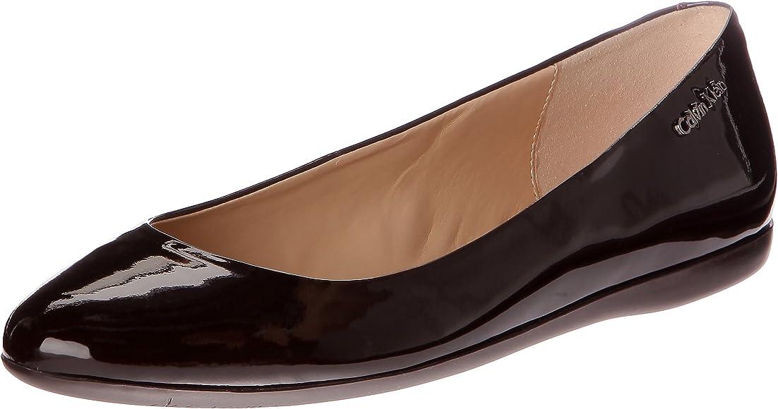 calvin klein burgundy shoes
