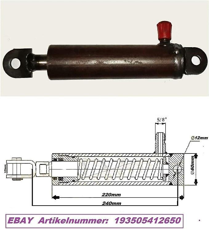 Hydraulic Cylinder Standard 40//25-150