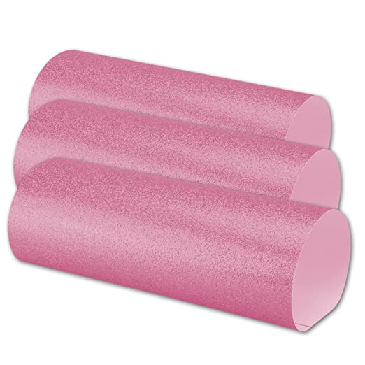Bastelpapier glitzerndes Papier selbstklebend Scrapbooking Anthrazit-Grau 05x Artoz Glitter Papier DIN A4