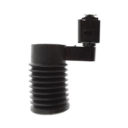 lightolier 9223bk lytespan track lighting parr flex ring black