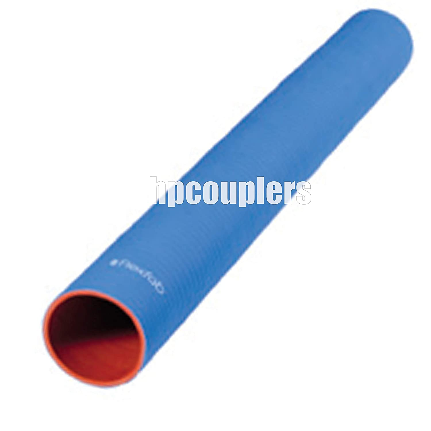 1-3//8 ID x 3 ft 5515 3-Ply Blue Silicone Coolant Hose 35mm J20R1 Class A 350F 1.38 P//N 5515-138 FlexFab