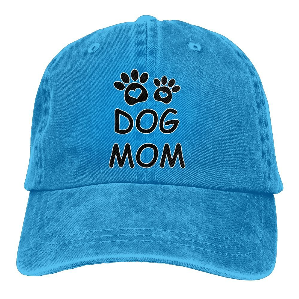 34474ea59b1 Thirteenkeke Dog Mom Unisex Denim Bucket Hat Popular Snapback Caps at  Amazon Men s Clothing store
