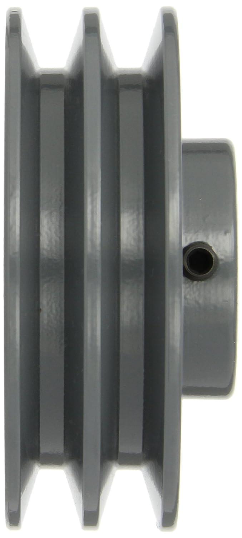 Gates 2AK44 Light Duty Web Sheaves 2AK Type 5//8 Bore 2 Groove 4.25 OD