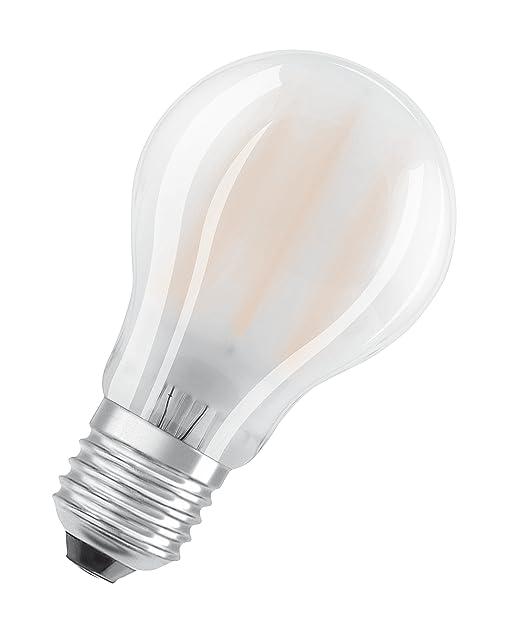Osram 042902 Bombilla LED E27, 7 W, Blanco, 4 Unidades: Amazon.es: Iluminación