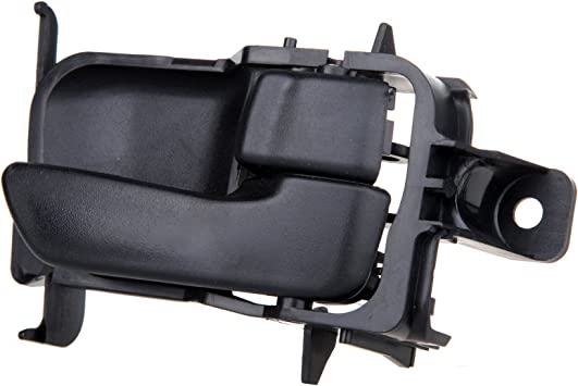 For 95-99 Toyota Avalon Door Handle 1Pc Rear Left Side Exterior Black