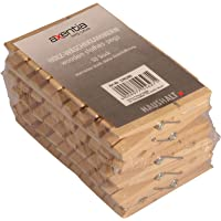 Wäscheklammern, stark, Holz, 50 Stk.