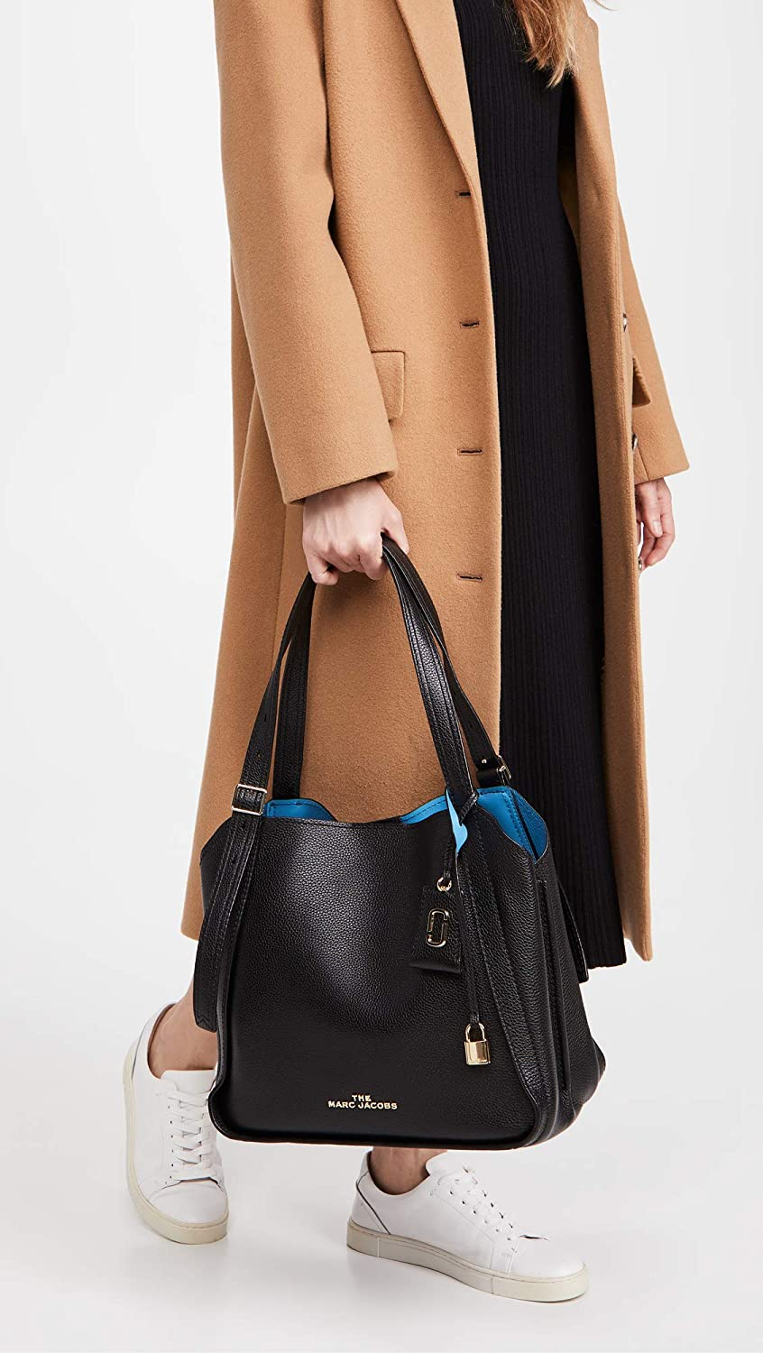 The Marc Jacobs Women's The Director Tote Bag, Black, One Size