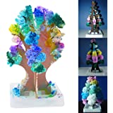 Christmas Magic Growing Tree Toy Large Xmas Gift Secret Santa Stocking Filler Science Toy Paper Decoration Gift