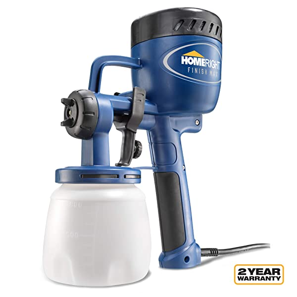 Best Cheap Paint Sprayer For Furniture: HomeRight Finish Max Review