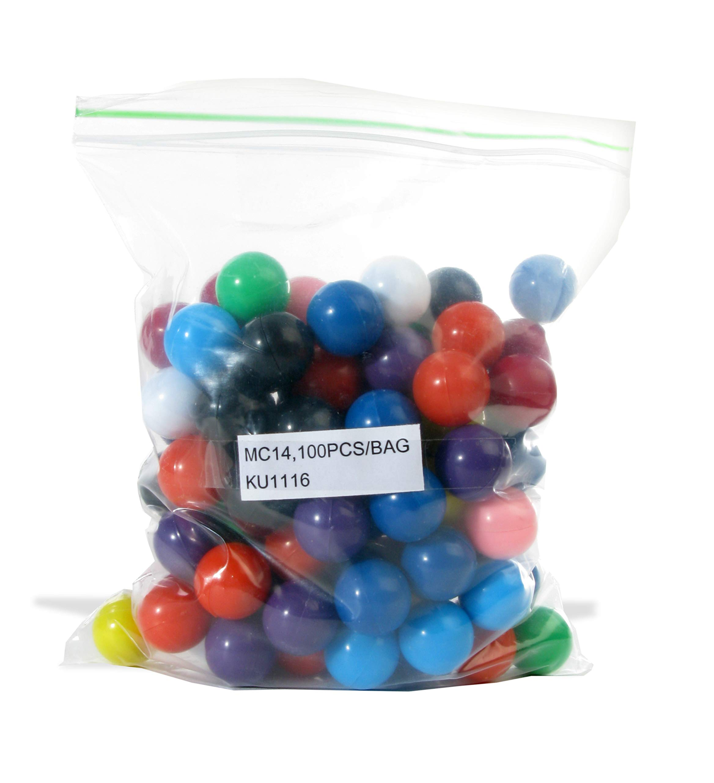 American Educational Magnetic Marble, 2/3'' Diameter (Bag of 100) by American Educational Products (Image #4)