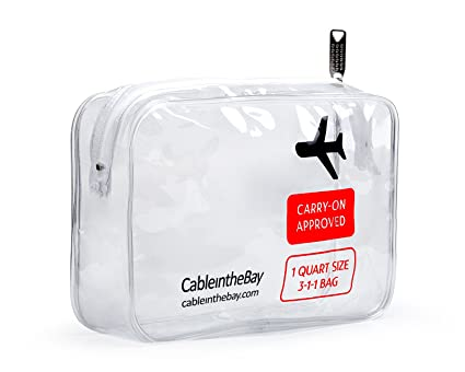 909b63cbd3 Amazon.com  TSA Approved Toiletry Bag