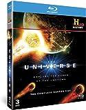 The Universe Season 5 (with Bonus 3D Disc) [Blu-ray] [Region Free]