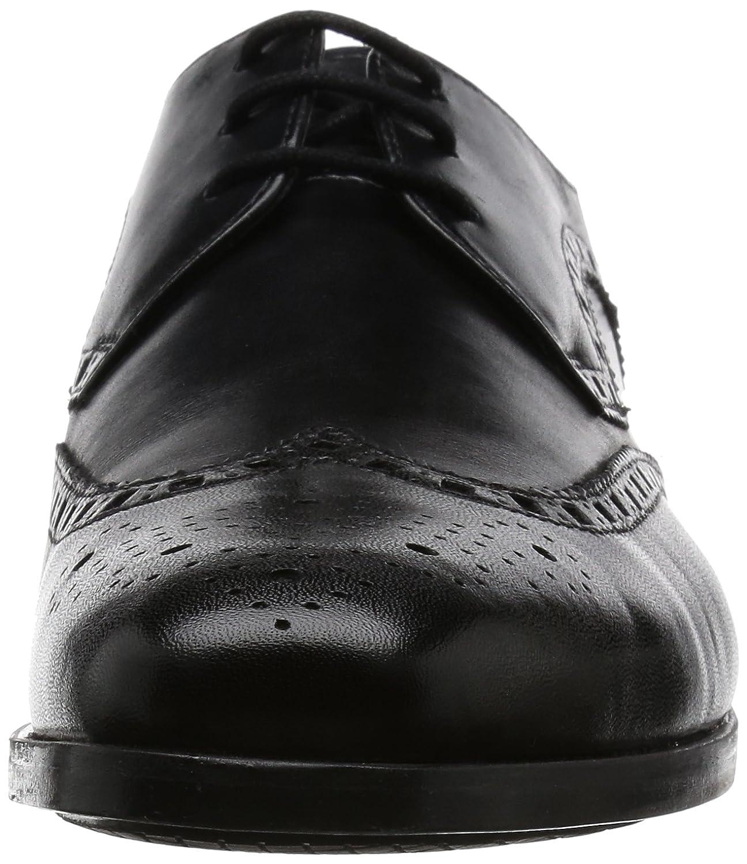 Clarks Schnürhalbschuhe Amieson Limit Herren Brogue Schnürhalbschuhe Clarks Schwarz (schwarz Leder) f5635f