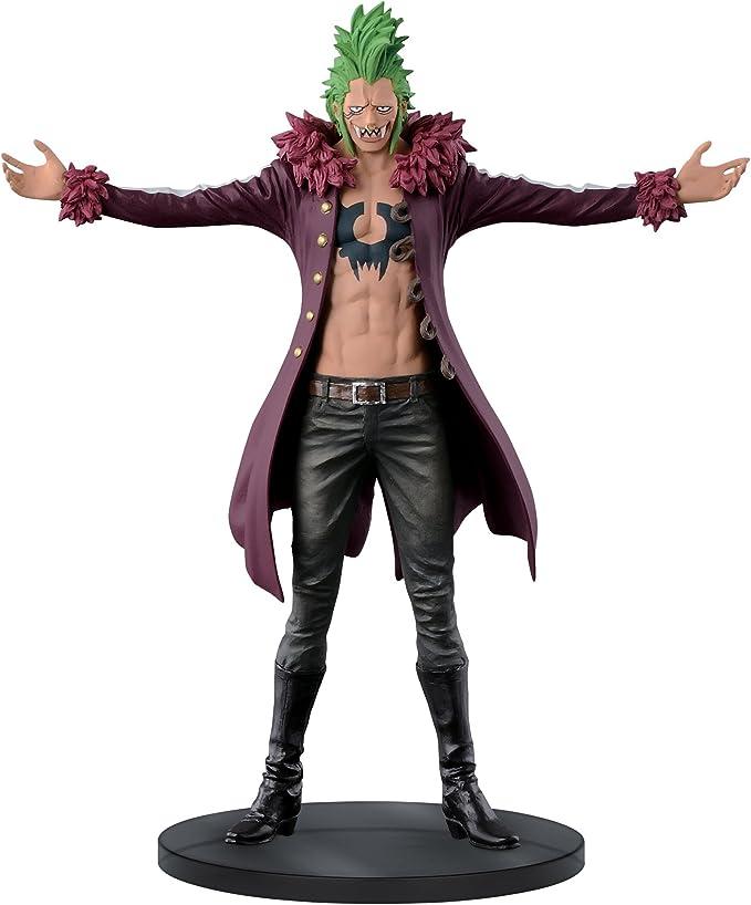 "100/% authentic One Piece DXF Jeans Freak Vol.8 Sanji 6/"" PVC figure Banpresto"