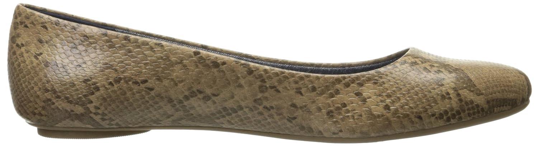 Dr. Scholl's Women's Really Flat B01B23JZEK 7 M US|Stucco Oppel Snake