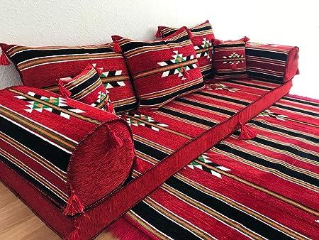 Cuscini Per Divani Design Originale.Orient Seduta Orientale Cuscino Da Pavimento Gruppo Di Sedute