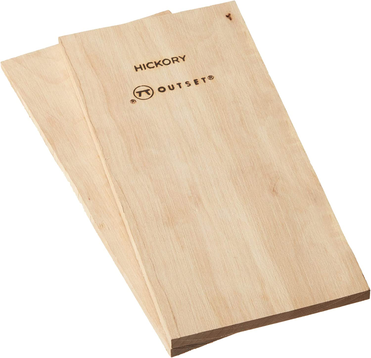 Outset F723 Hickory Grilling Planks, Brown