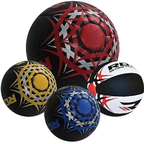 RDX Gym Balones Medicinales Crossfit Balón Medicinal Balón ...