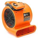 CFM Pro Air Mover Carpet Floor Dryer 2 Speed 1/2 HP
