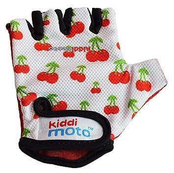Monta/ña 8-Ball//Bola 8 KIDDIMOTO Guantes de Ciclismo sin Dedos para Infantil ni/ñas y ni/ños BMX MTB - Bicicleta Carretera