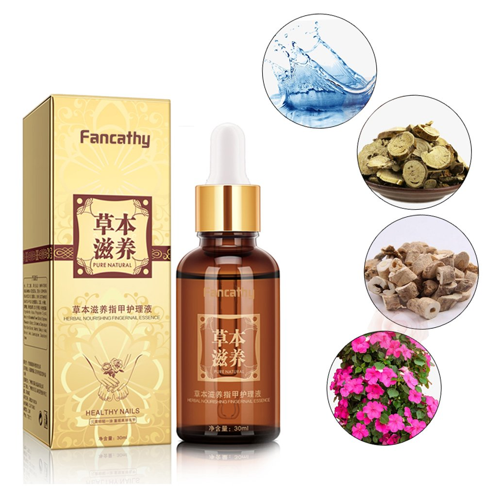 Nail Fungus Oil Nail Care,Nail Fungus Treatments,Nail Care Treatment of Anti-Fungal Solution,Suitable for Fingers and Toe Healthy Nails,Effective against nail fungus 30ml by Fancathy (Image #4)