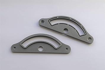 2 Stück modifizierte Lagerbuchsen Motoraufhängung passend für Bosch GTS 635-216