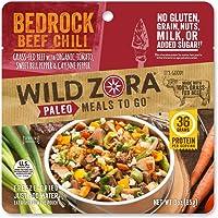 Wild Zora - Bedrock Beef Chili - Paleo Meals to Go (single)