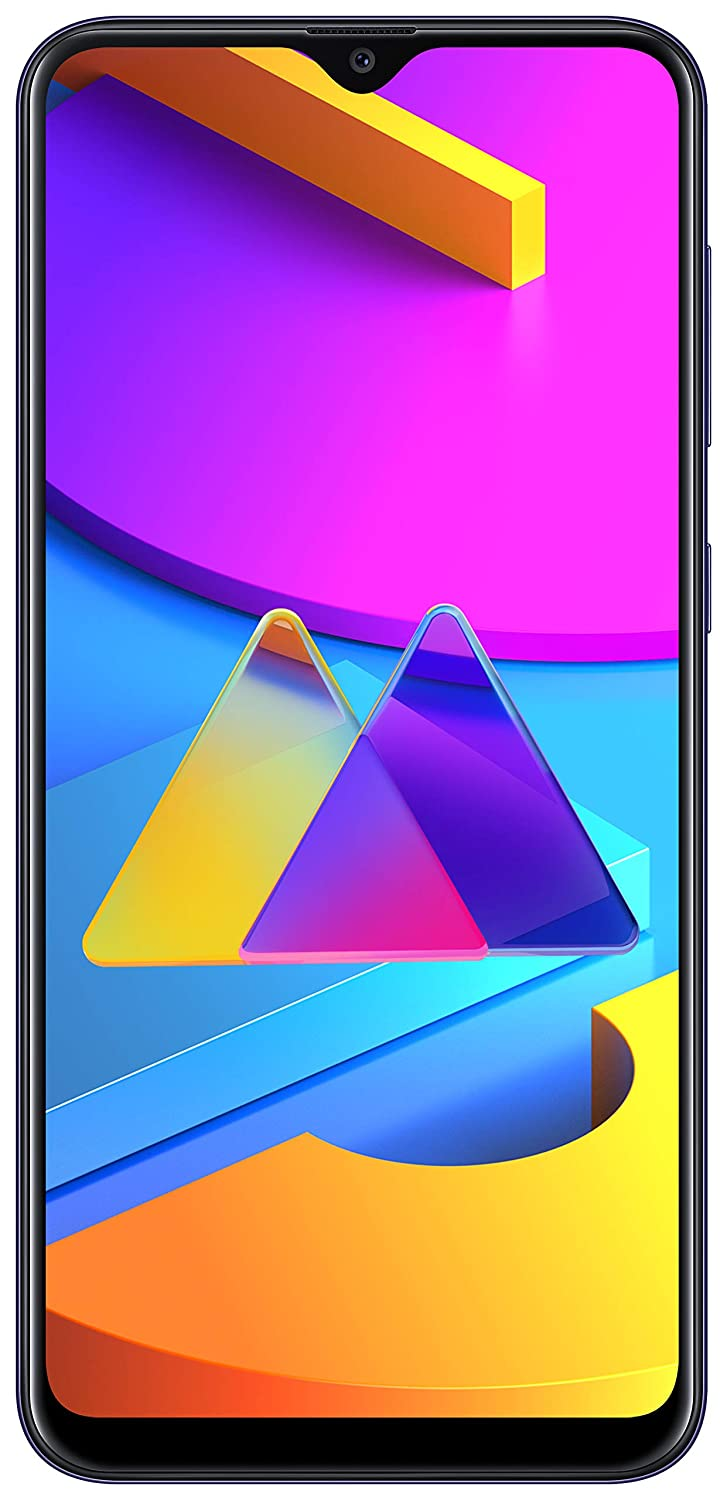 Samsung Galaxy M10s (Metallic Blue, 3GB RAM, 32GB Storage)