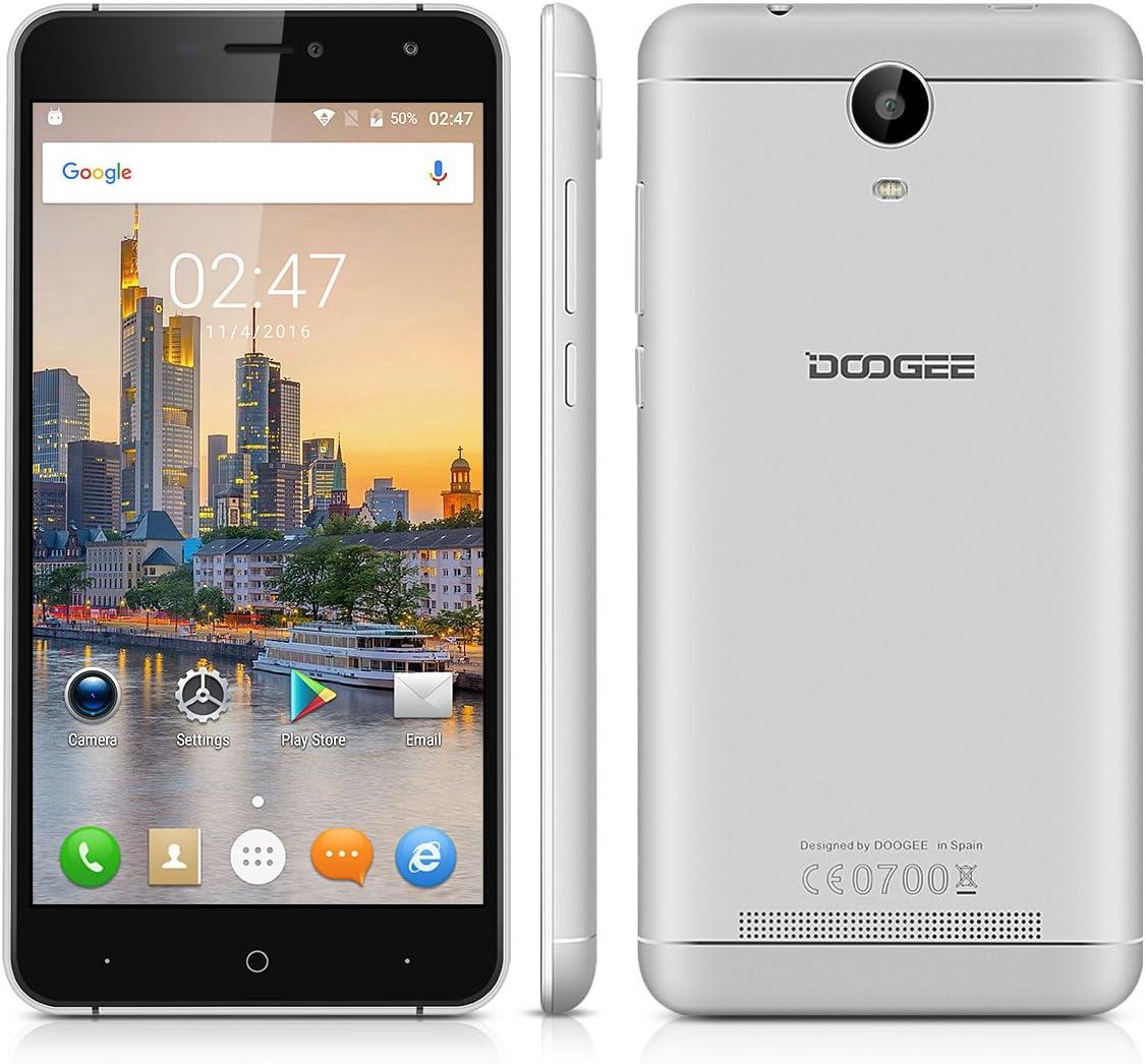 DOOGEE X7 Pro - Smartphone Libre 4G Android 6.0 (Pantalla 6.0 ...