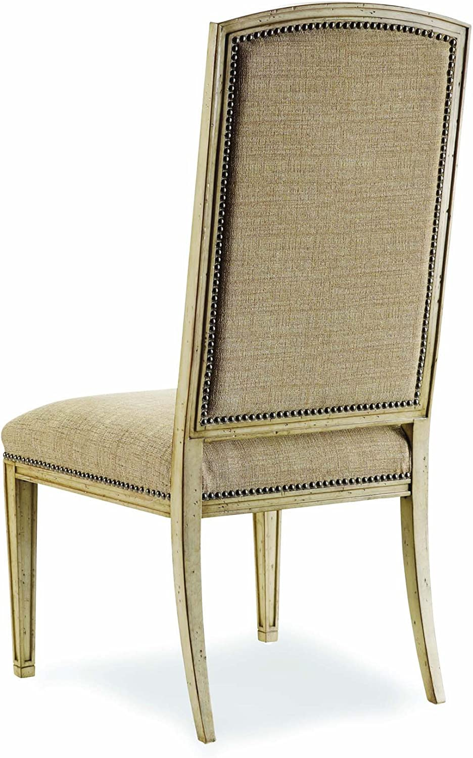 Hooker Furniture Sanctuary Mirage Dining Chair in Dune (Set of 2)