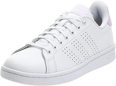 Establecer verano portón  Amazon.com | adidas Women Shoes Fashion Lifestyle Casual Sporty Style  Advantage Clean F36481 (39 1/3 EU - 6 UK - 7.5 US) | Oxfords