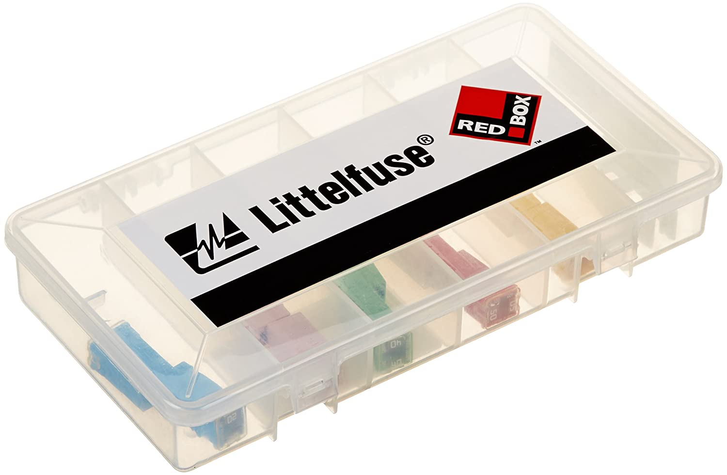 Littelfuse Rbox2 Redbox Jcase Fuse Module Automotive Aftermarket Motorcycle Box