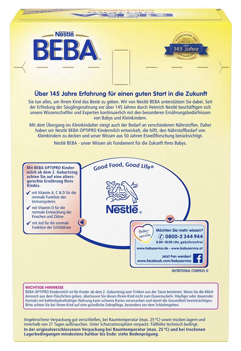Nestlé Beba Optipro Kindermilch Ab Dem 2 Geburtstag 1er Pack 1 X