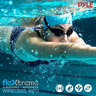 Best Waterproof Mp3 Players For Swimming Top 8 Pick