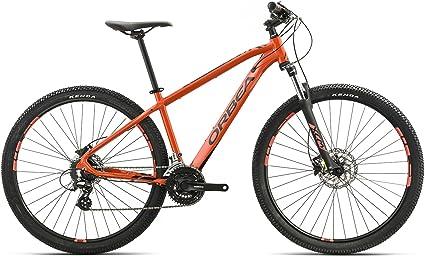 Orbea MX 40 - Bicicleta de 29 pulgadas, color naranja y negro ...
