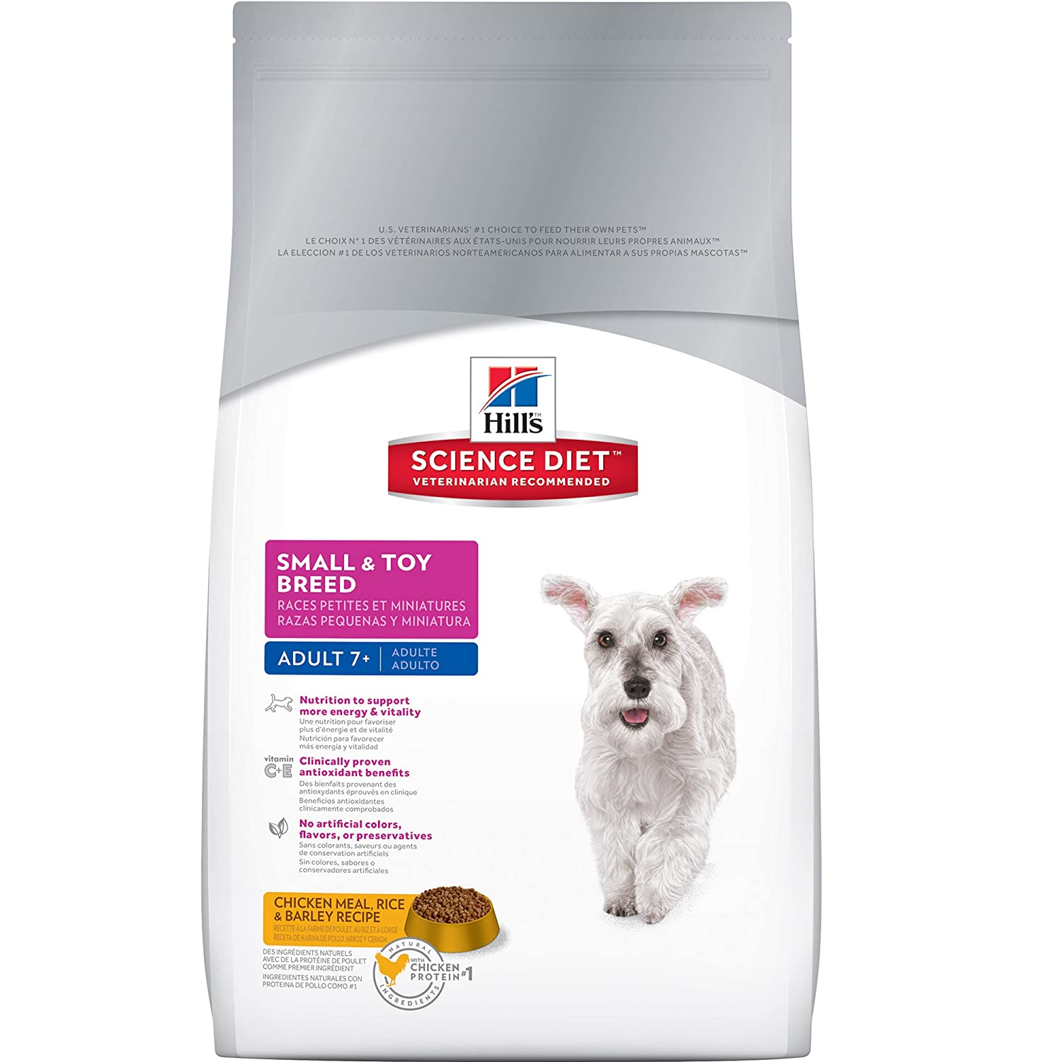 Amazon hills science diet senior dog food adult 7 small amazon hills science diet senior dog food adult 7 small toy breed chicken meal rice barley recipe dry dog food 155 lb bag pet supplies forumfinder Images