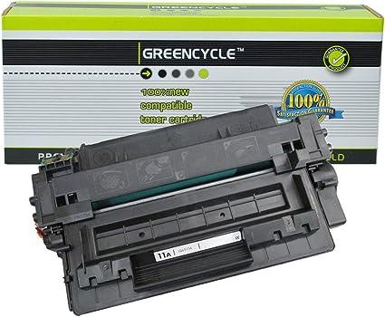 1 Pack Q6511A MICR Toner Cartridge for HP 2420 2430 2420dn 2430n Printer