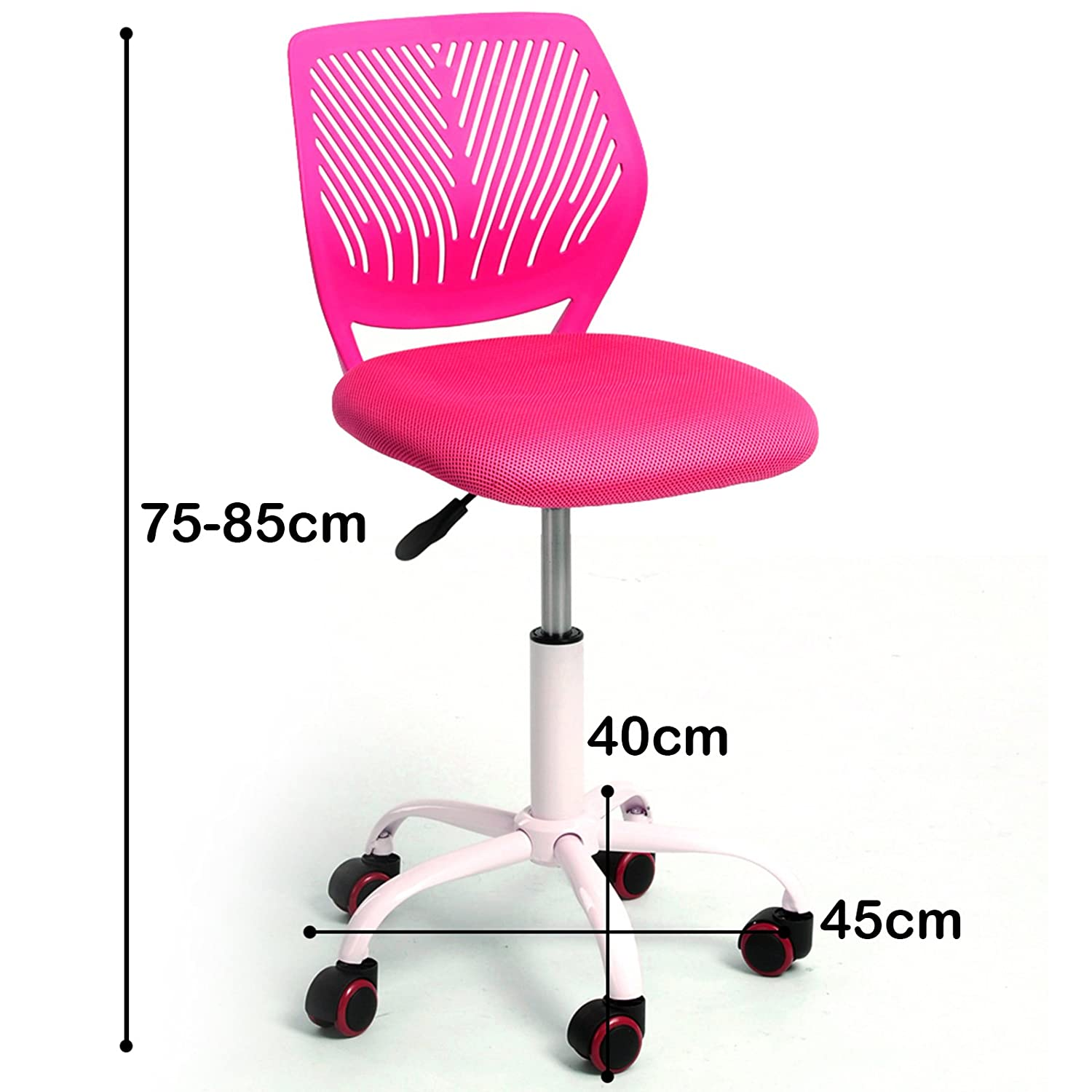 Amazon GreenForest Adjustable Kids Study Chair Low Back Small