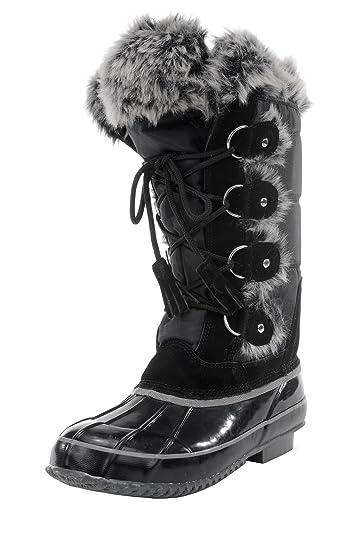 f5b91d9fca3c Sporto Women s Sleigh Ride Snow Boot (6 B(M) US