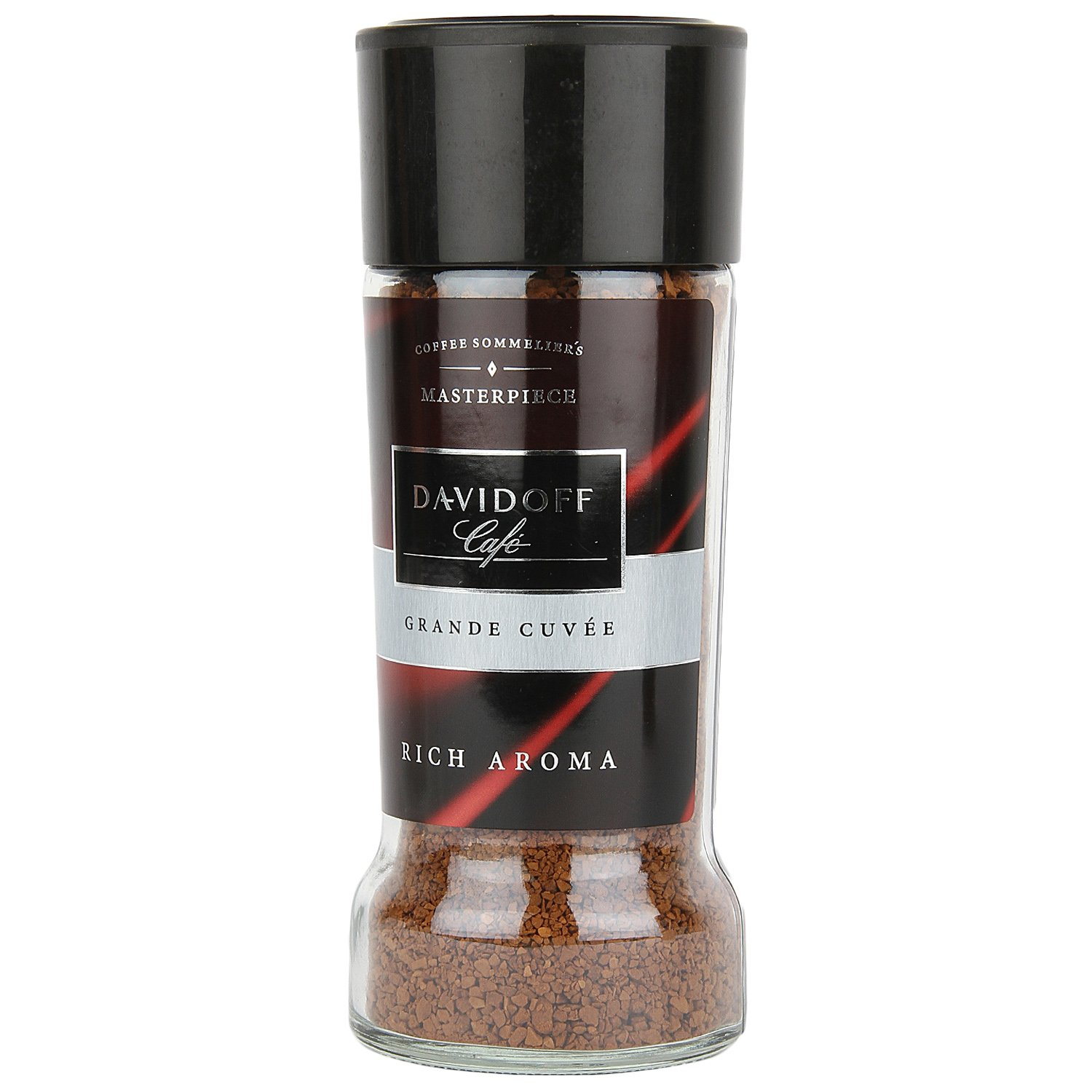 Davidoff Cafe Rich Aroma Instant Coffee, 100 gram Jars (Pack of 2)